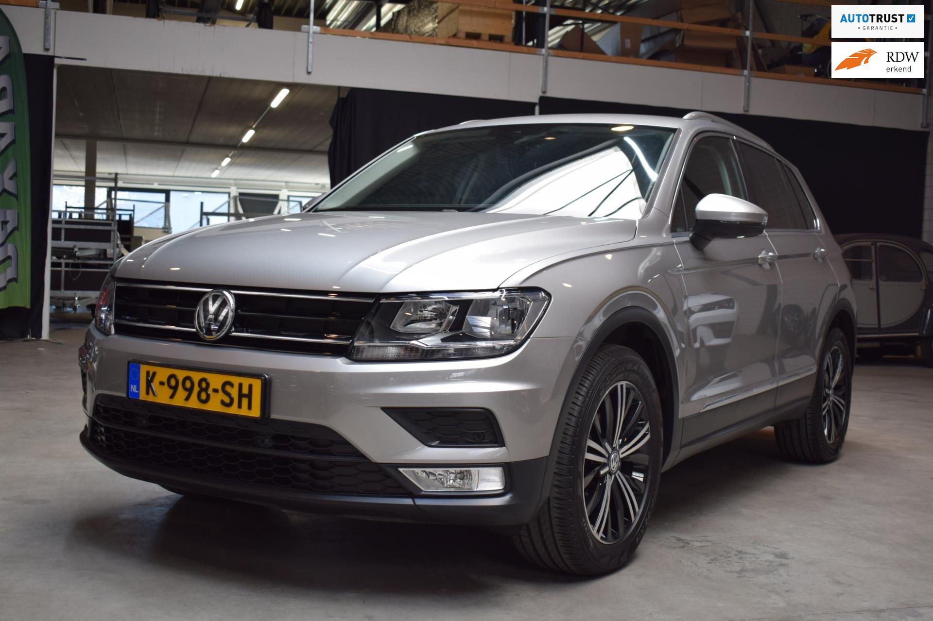 Volkswagen Tiguan occasion - AutoMobie