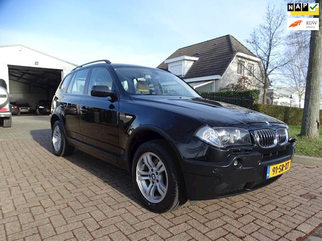 BMW X3 2.5i High Executive