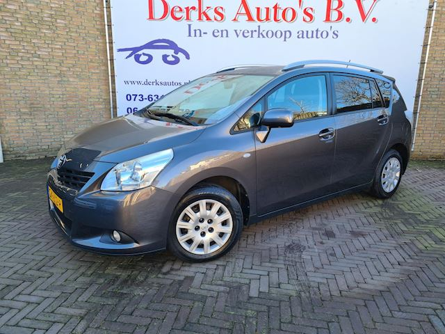 Toyota Verso 1.8 VVT-i 7pers Leer Automaat