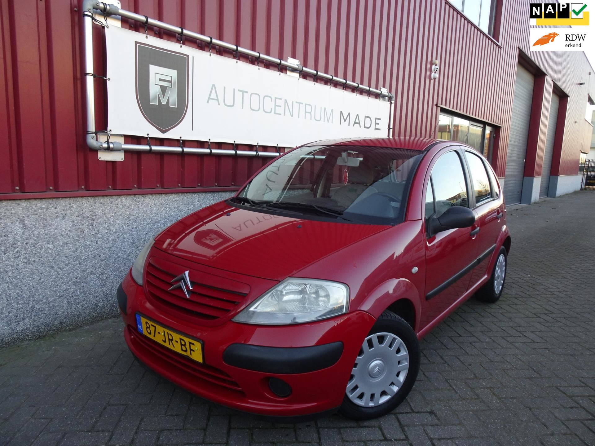 Citroen C3 occasion - Auto Centrum Made