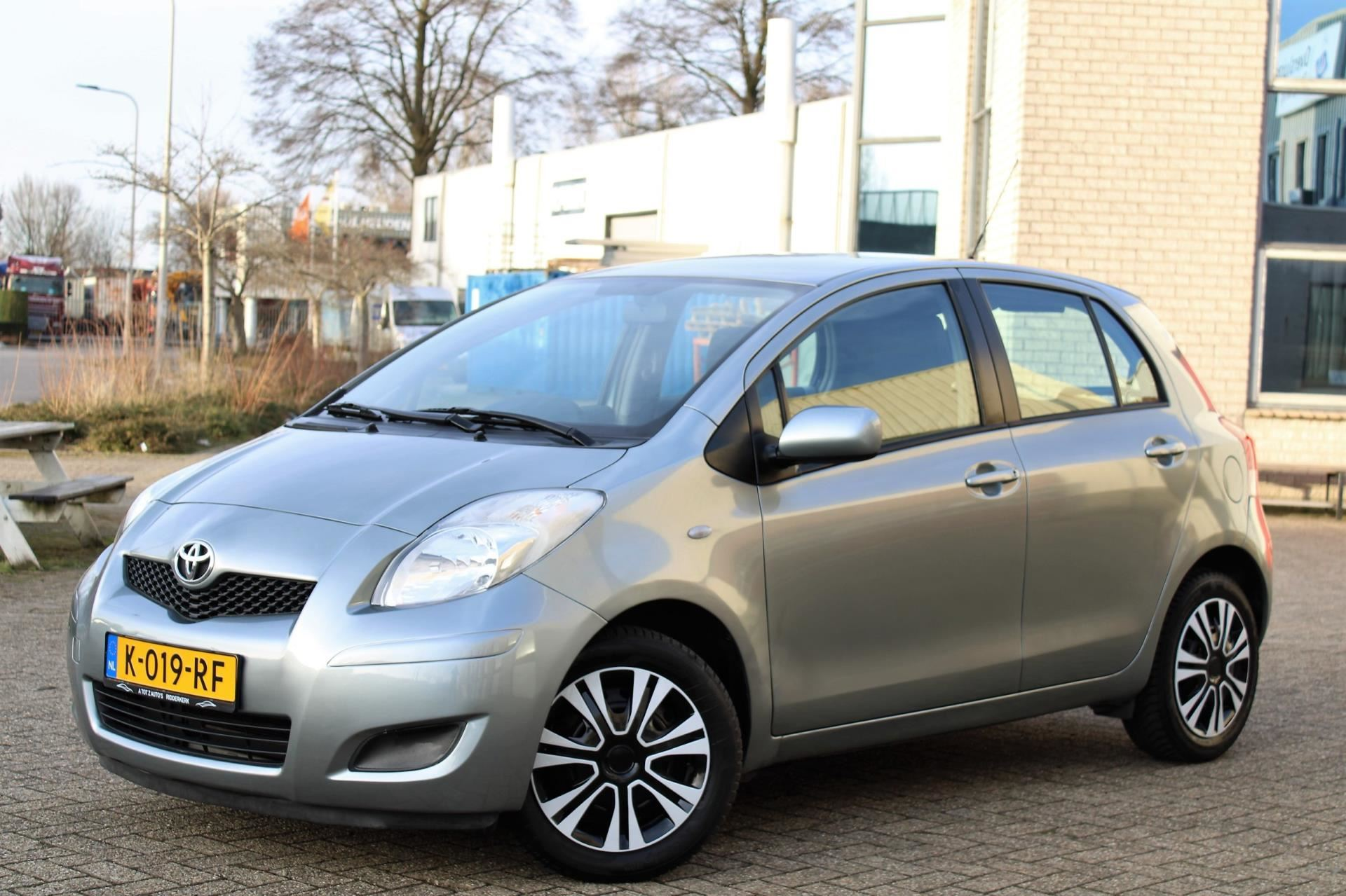 Toyota Yaris occasion - A tot Z Auto's B.V.