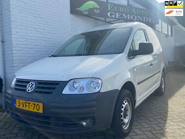 Volkswagen Caddy 1.9 TDI AIRCO ,ELECTRA PAKKET ,CRUISE CONTROL