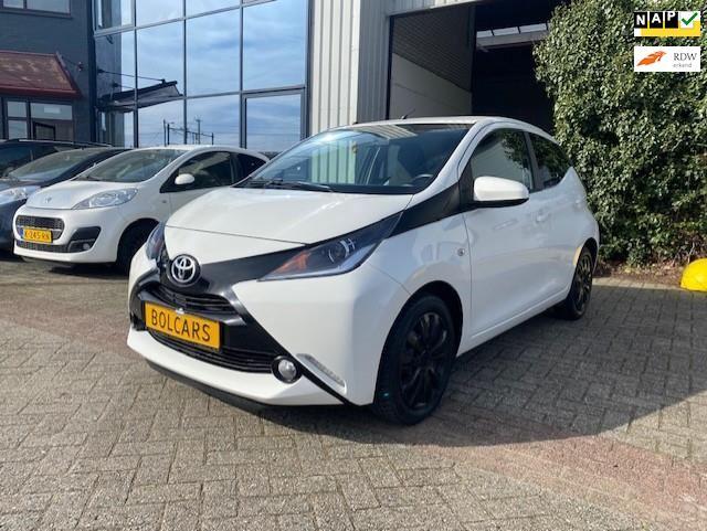 Toyota Aygo occasion - Bol Cars