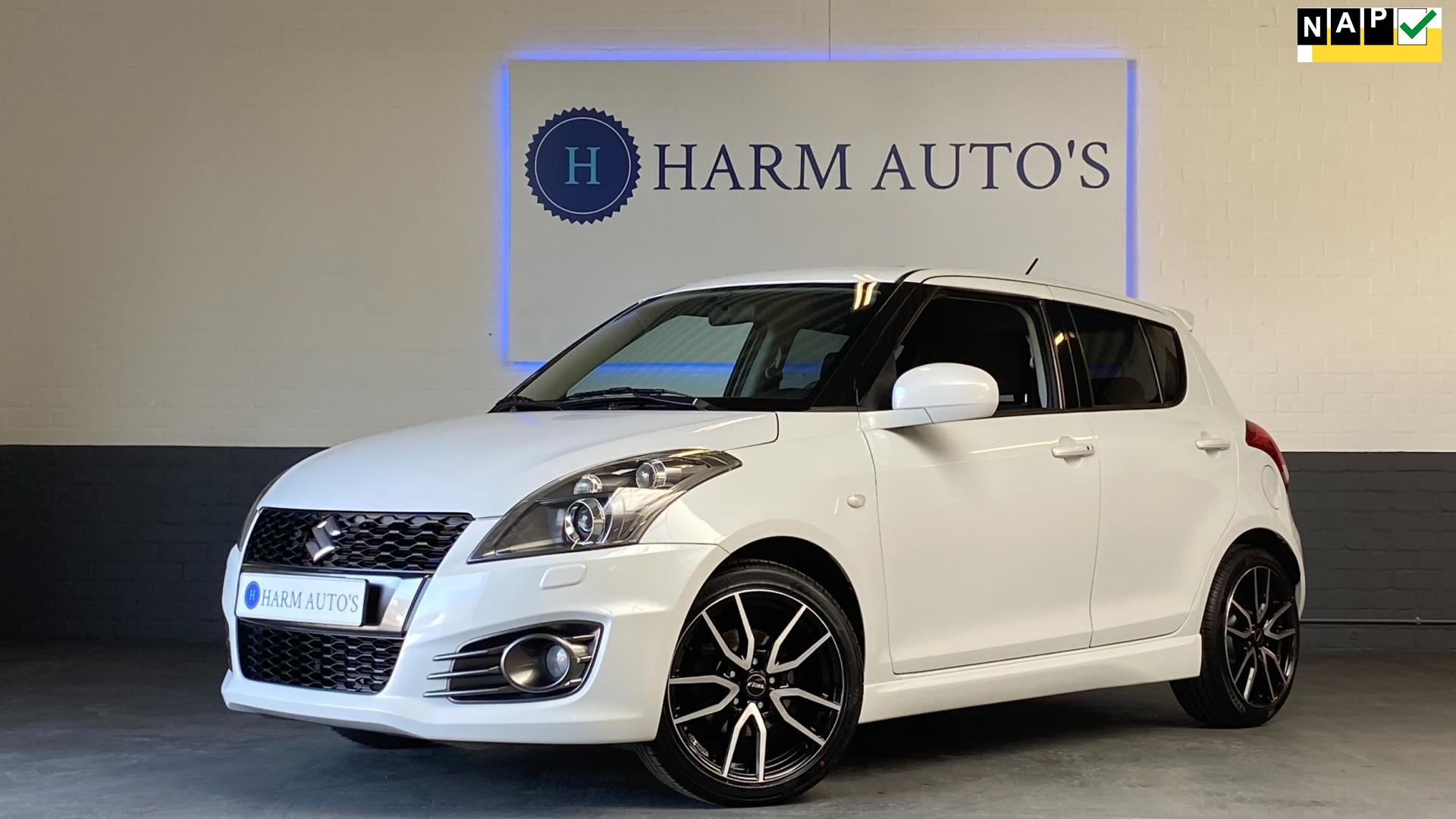 Suzuki Swift occasion - Harm Auto's