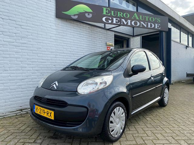 Citroen C1 1.0-12V Ambiance airco electra packet