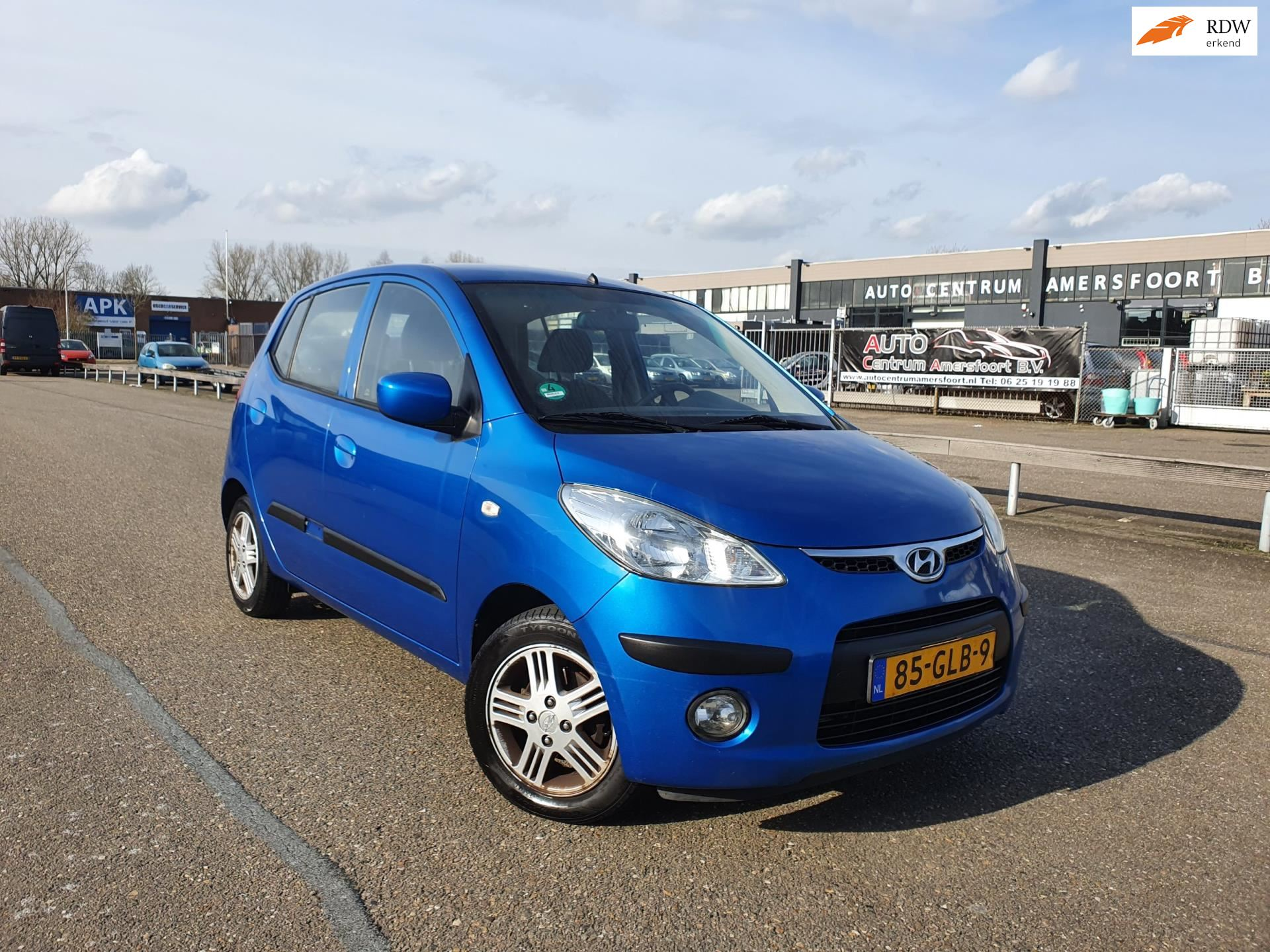 Hyundai I10 occasion - Autohandel Direct