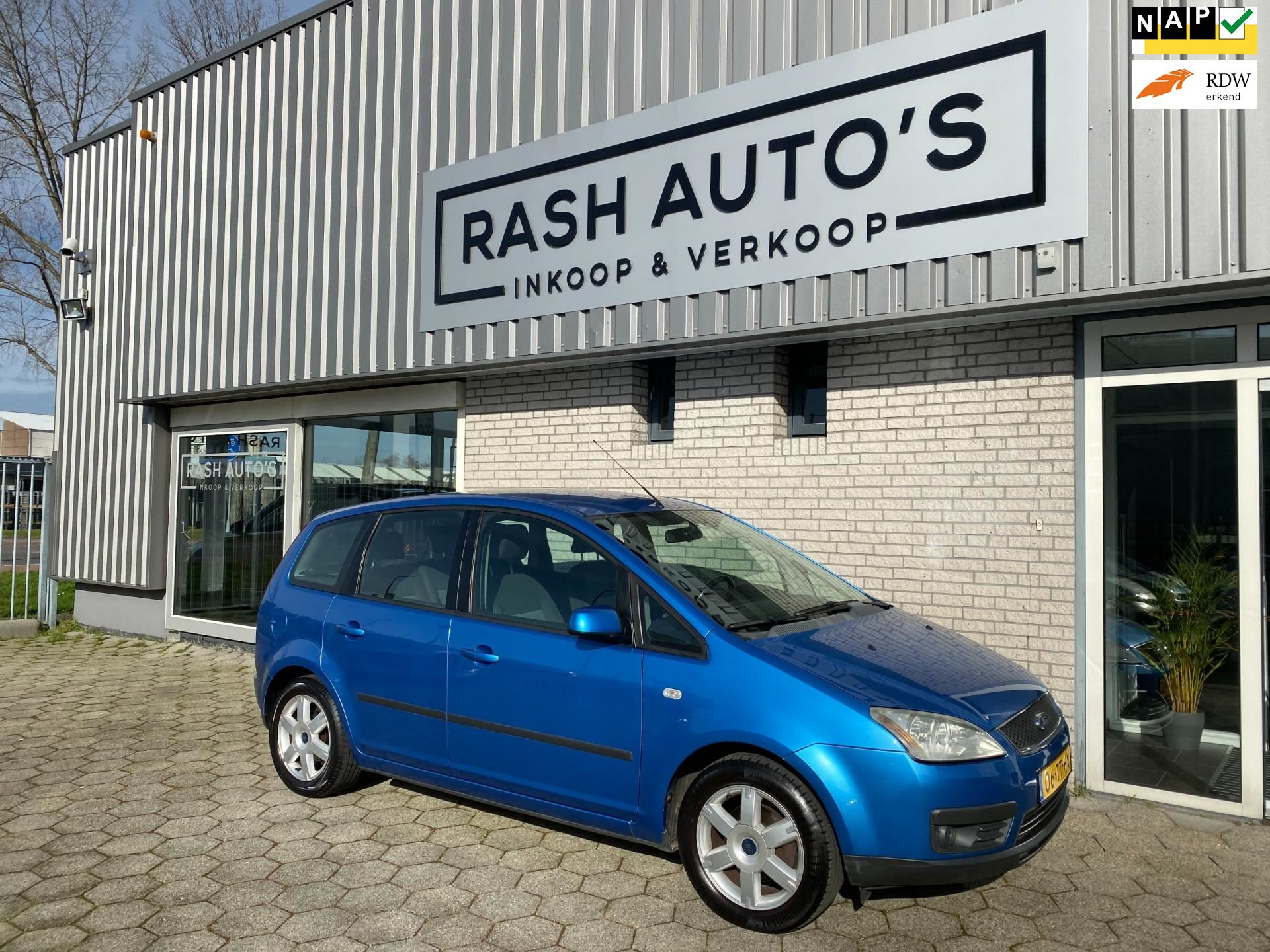 Ford Focus C-Max occasion - RASH AUTO'S