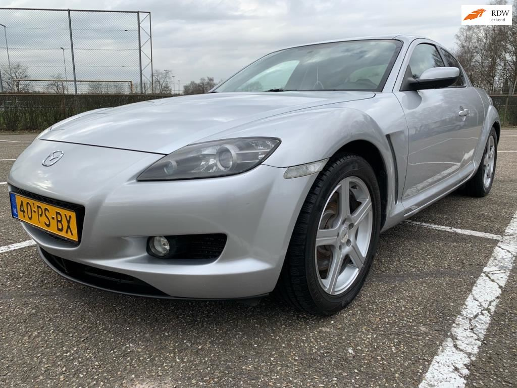 Mazda RX-8 occasion - RT Autos