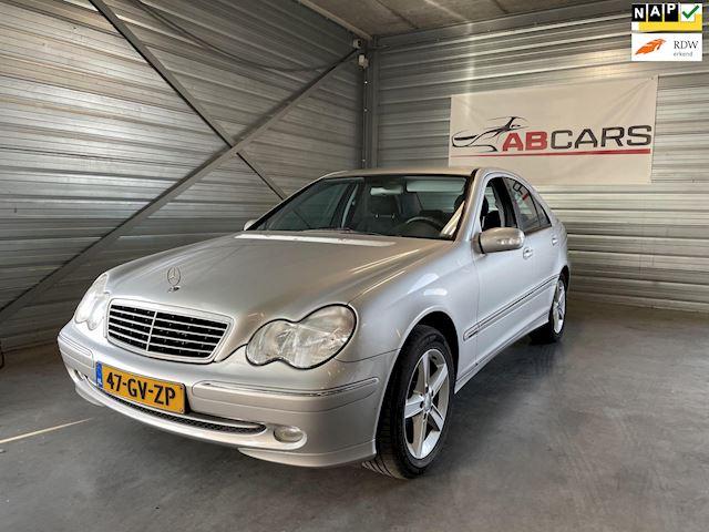 Mercedes-Benz C-klasse 200 K. Avantgarde