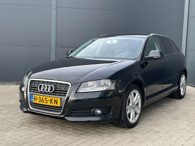 Audi A3 Sportback occasion - Van den Brom Auto's