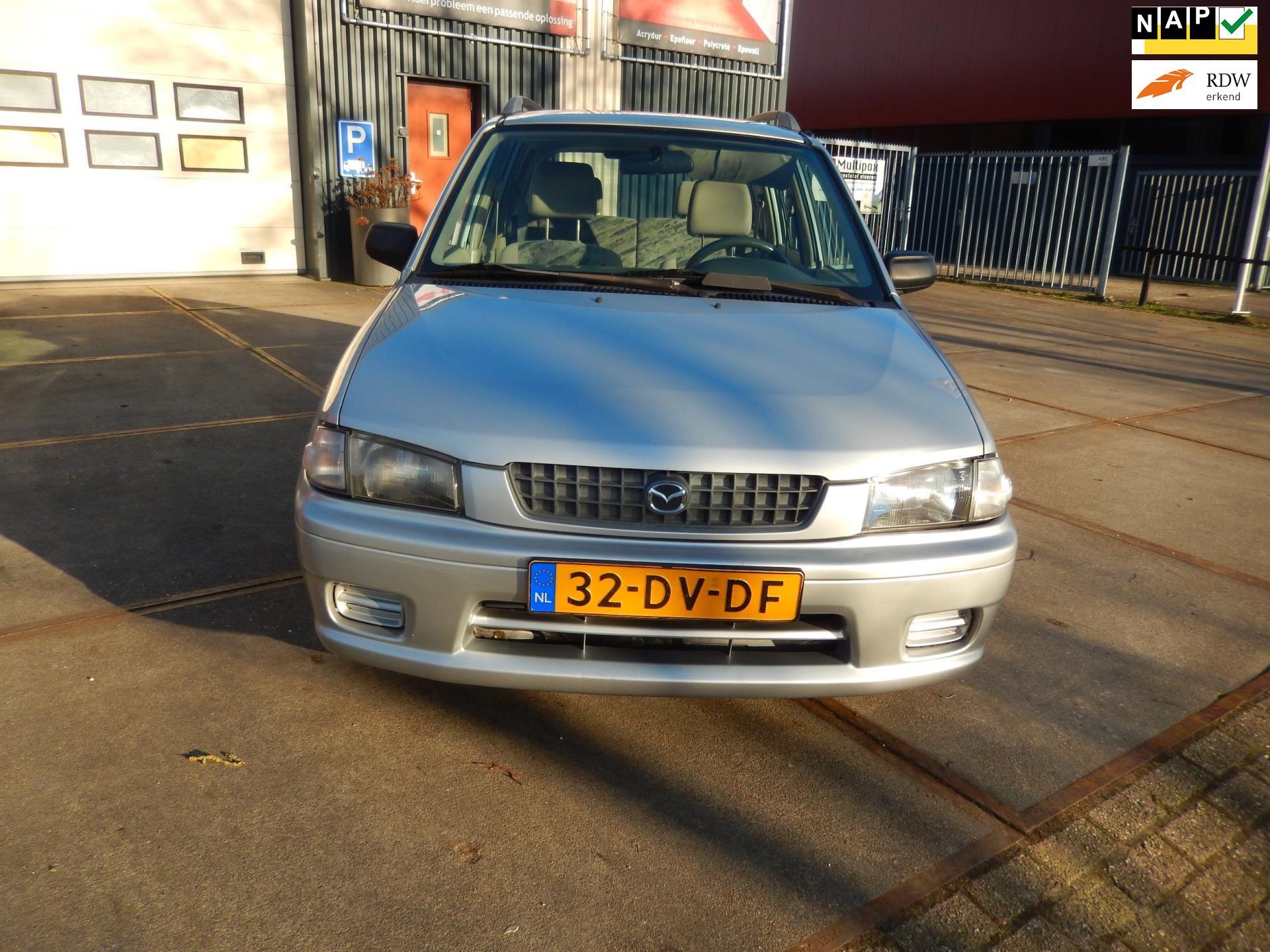 Mazda Demio occasion - Auto Discount Zwolle