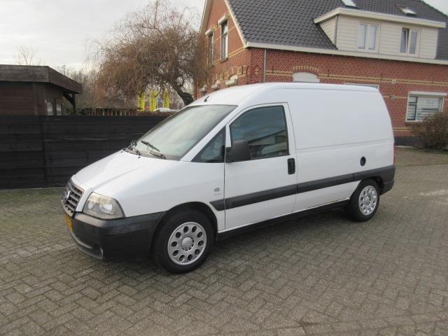 Fiat Scudo occasion - Wisselink Auto's