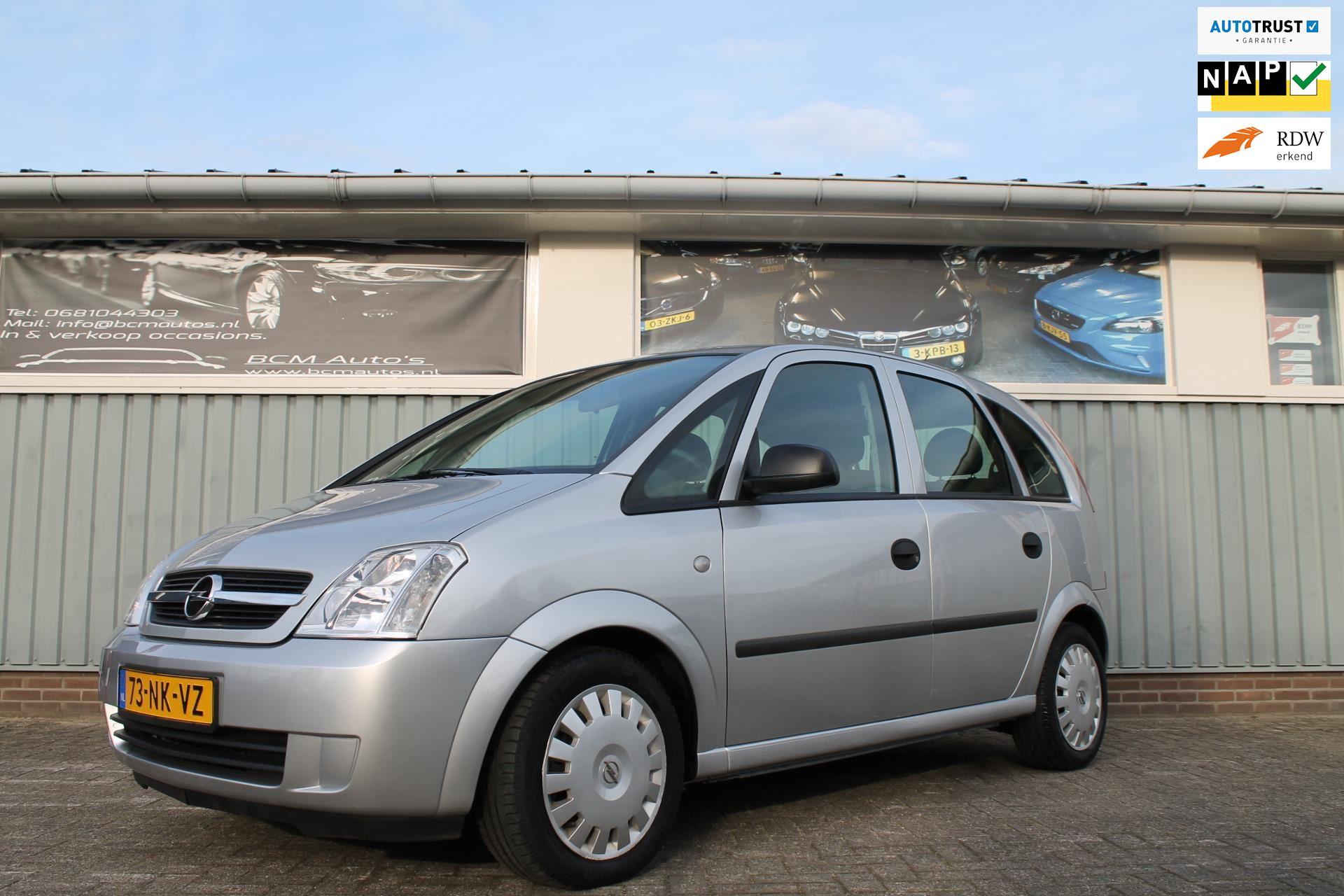 Opel Meriva occasion - BCM Auto`s