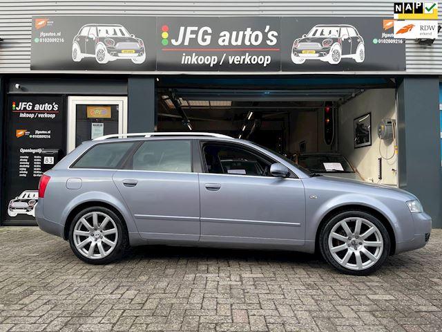 Audi A4 Avant occasion - JFG Auto's
