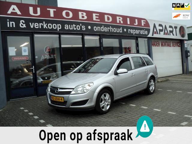 Opel Astra Wagon 1.6 Essentia navi pdc airco bj 2009