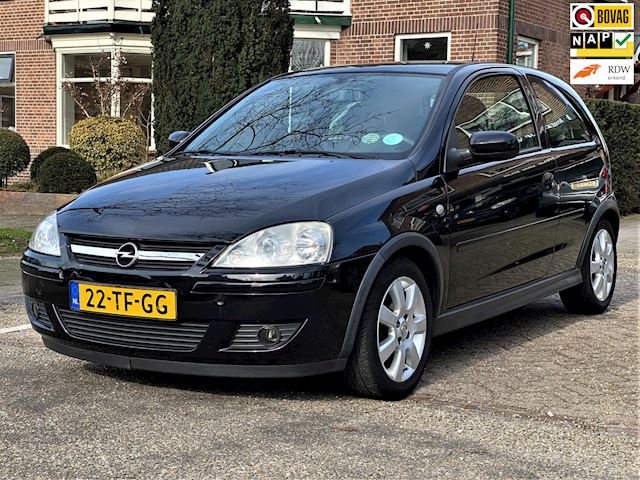 Opel Corsa 1.2-16V Silverline Airco Elektr.ramen NL Auto NAP