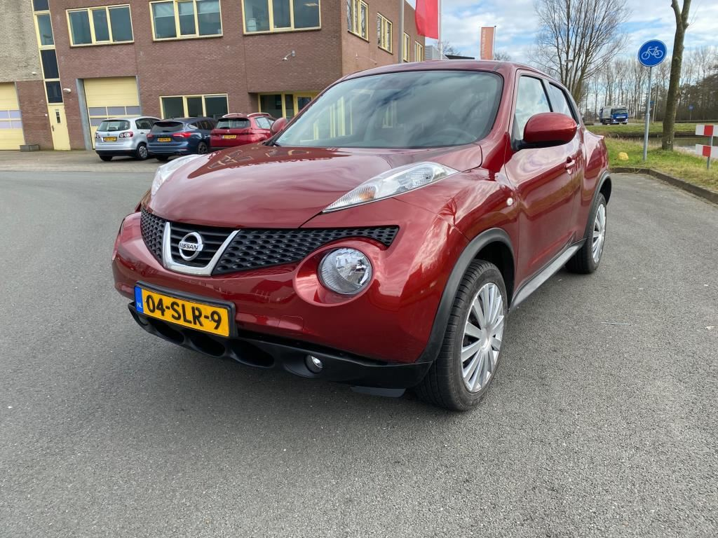 Nissan Juke occasion - Auto Herai