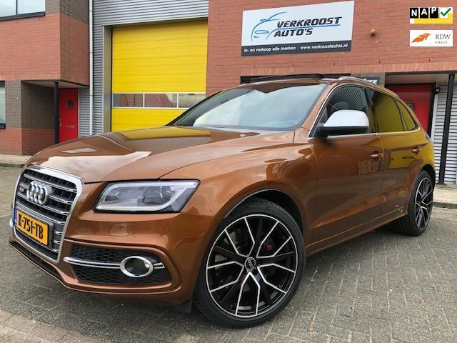 Audi SQ5 occasion - Verkroost Auto's