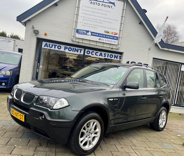 BMW X3 3.0D HIGH EXECUTIVE/PANORAMA/1EIGENAAR/YOUNGTIMER