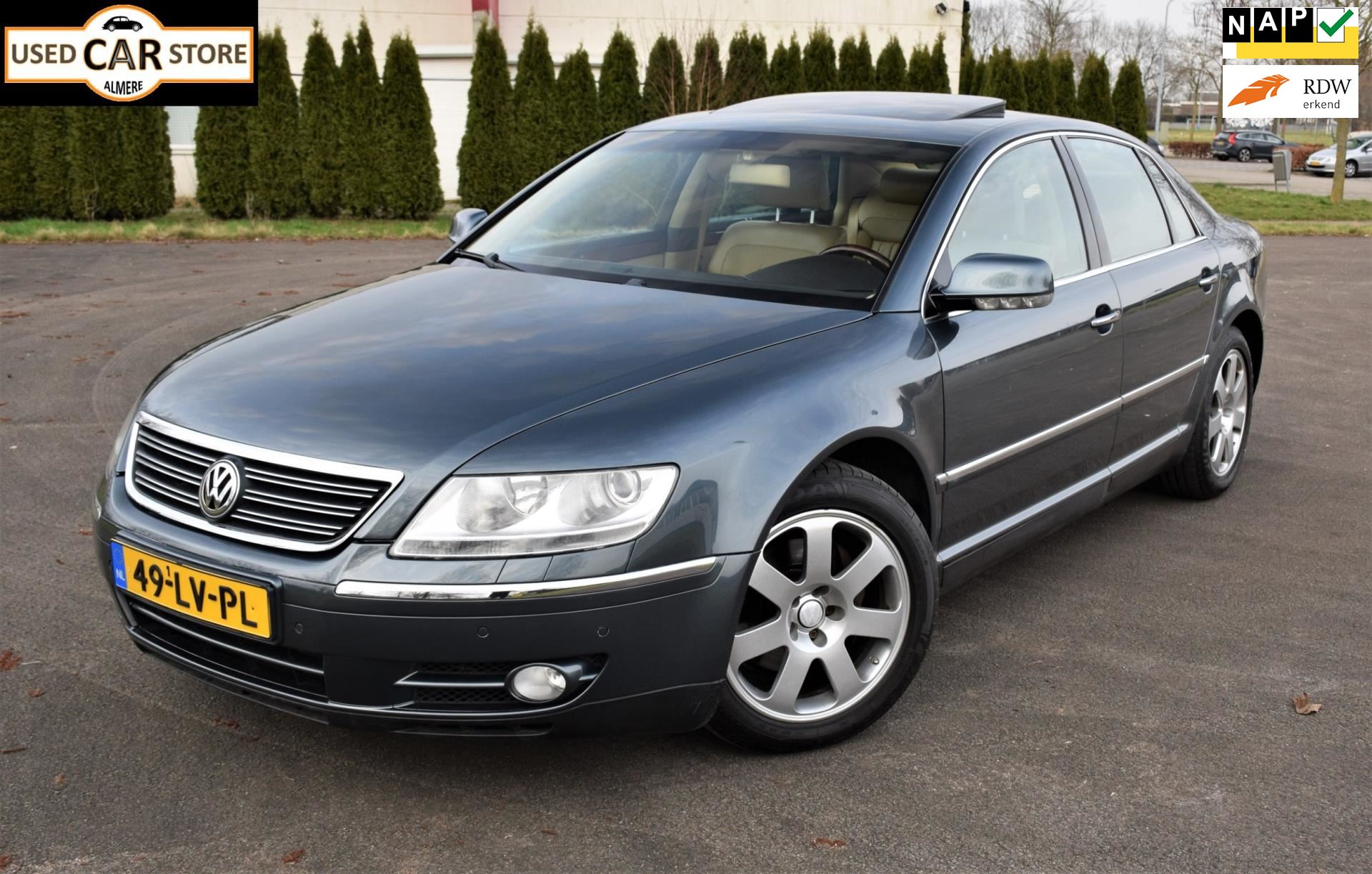 Volkswagen Phaeton occasion - Used Car Store Almere