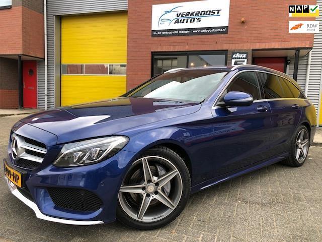 Mercedes-Benz C-klasse Estate occasion - Verkroost Auto's