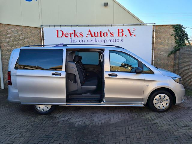 Mercedes-Benz Vito 111 CDI Functional Lang Dubbele Cabine
