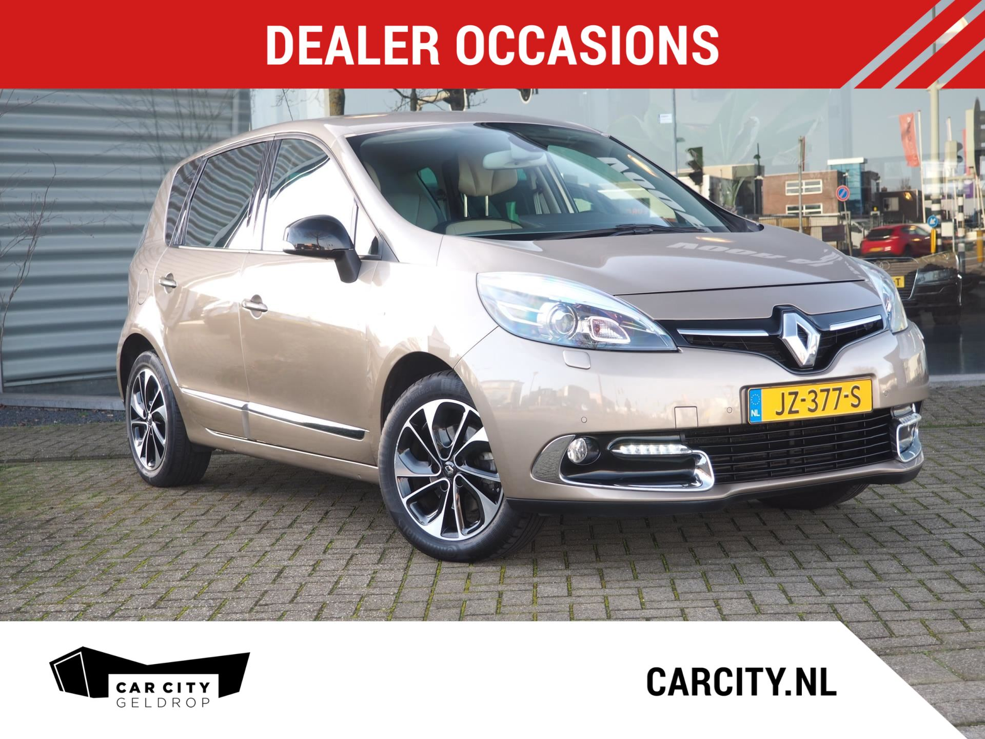 Renault Scénic occasion - Car City Geldrop