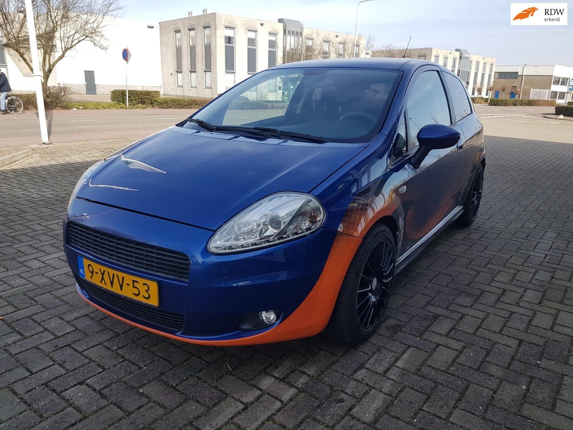 Fiat Grande Punto occasion - RP Automotive