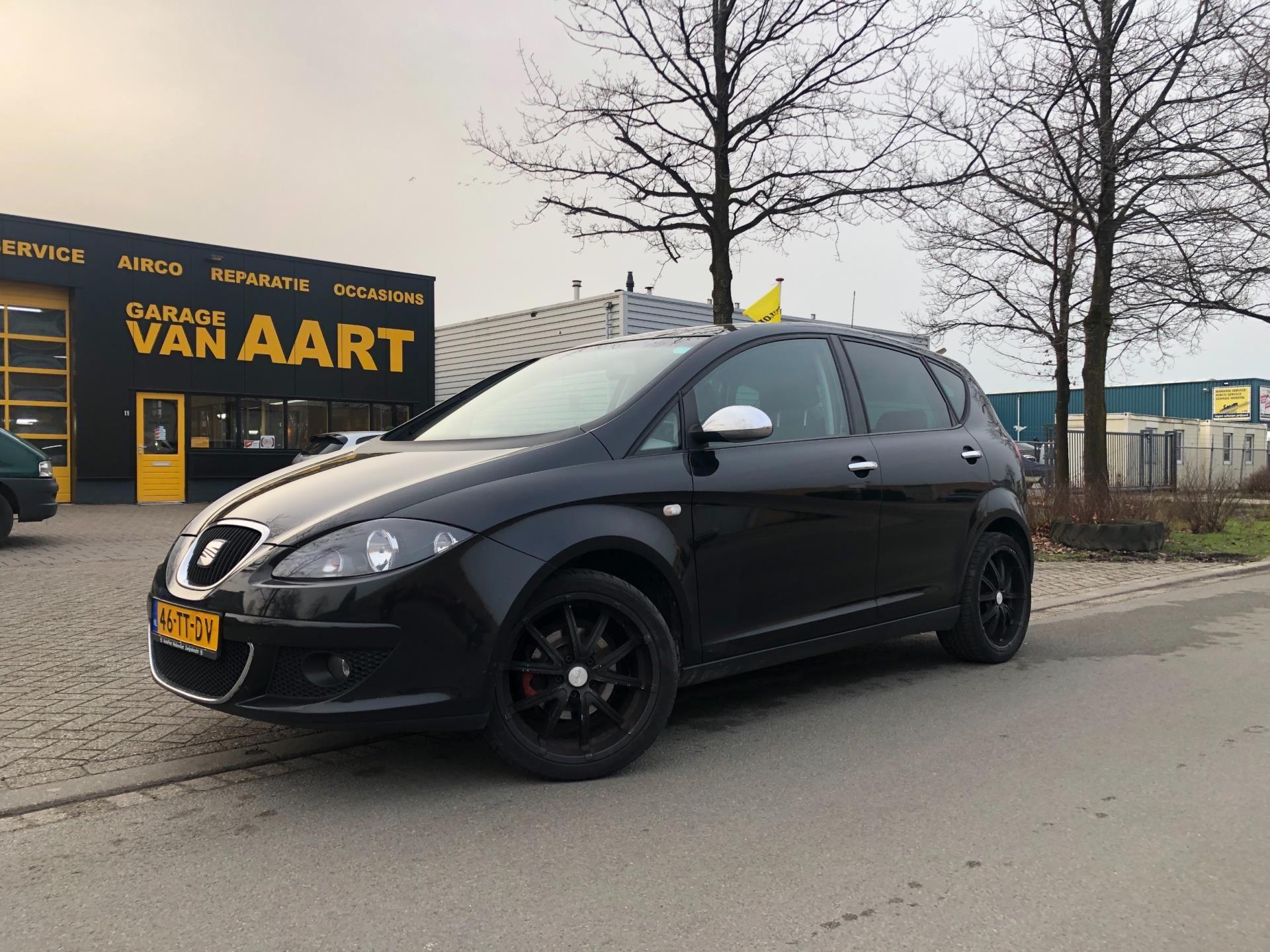 Seat Altea occasion - Garage van Aart