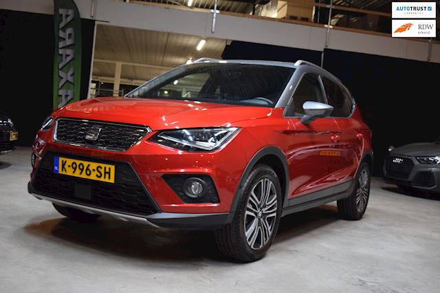 Seat Arona 1.0 TSI Xcellence Launch Edition navi camera