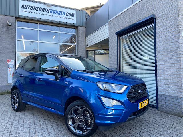 Ford EcoSport 1.0 EcoBoost ST-Line Automaat/Navigatie/Clima/Cruise/17Inch/Nieuwstaat!!