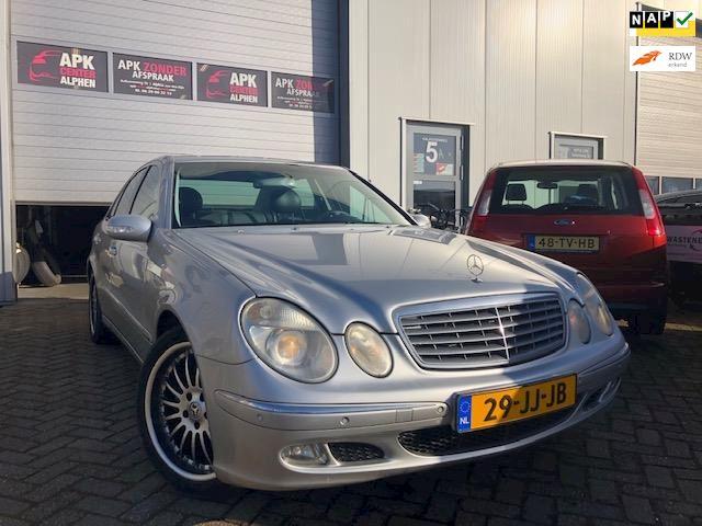 Mercedes-Benz E-klasse occasion - APK Center Alphen