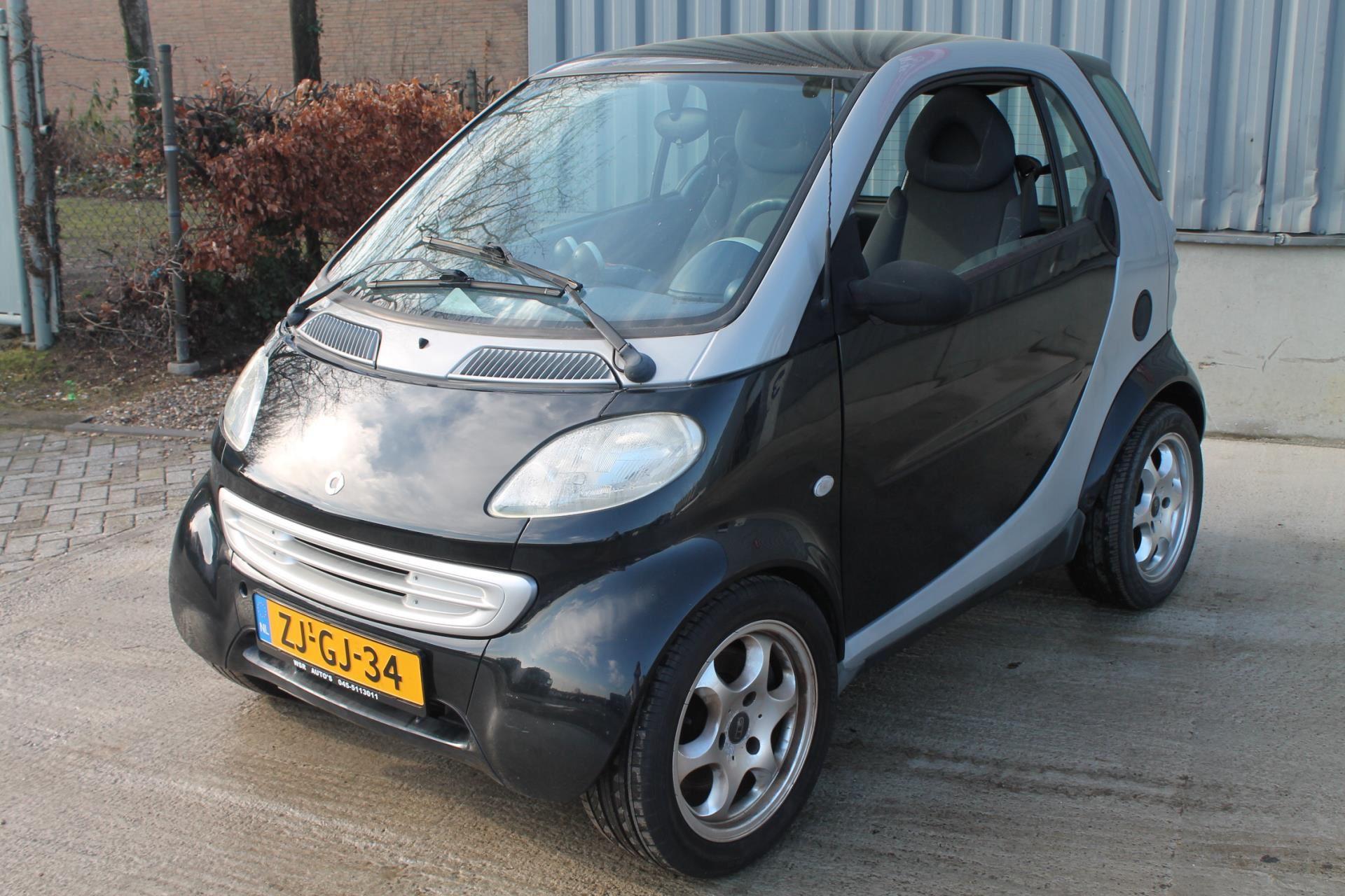Smart City-coupé occasion - WSR Transport