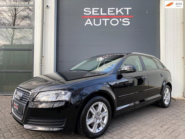Audi A3 Sportback occasion - Selekt Auto's