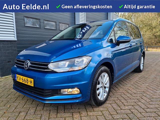 Volkswagen Touran 1.2 TSi Connected Series 7PRS + Camera + Navigatie + Stoelverwarming + Parkeersensoren + Clima !