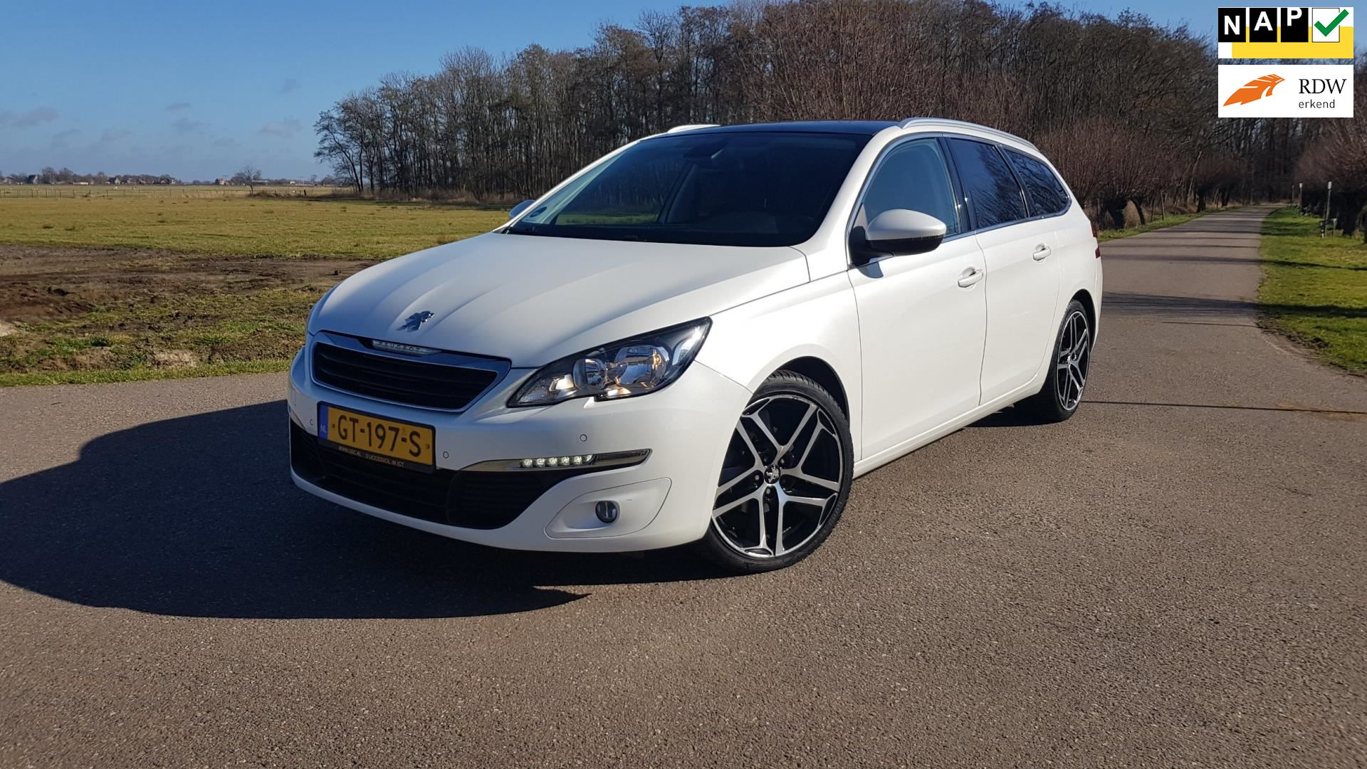 Peugeot 308 SW occasion - Favoriet Occasions