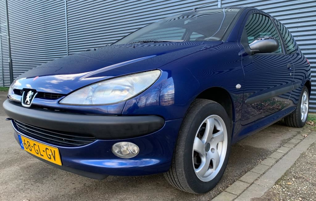 Peugeot 206 occasion - YannickCars