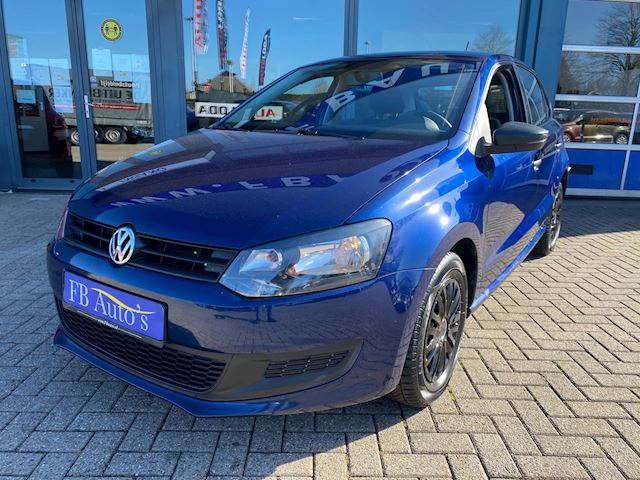 Volkswagen Polo 1.2 AIRCO, 5 DRS!!