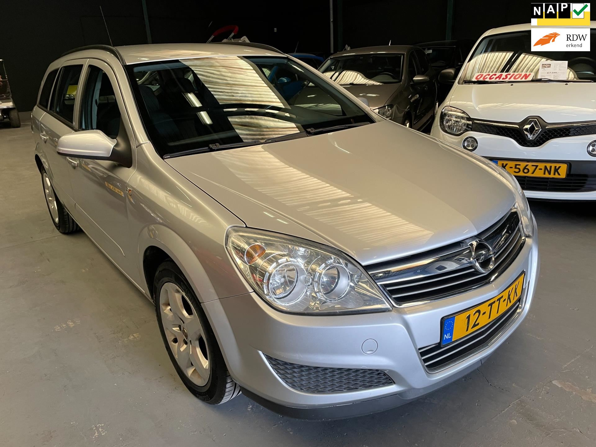 Opel Astra Wagon occasion - Rico Cars
