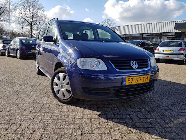 Volkswagen Touran 2.0 TDI Trendline airco