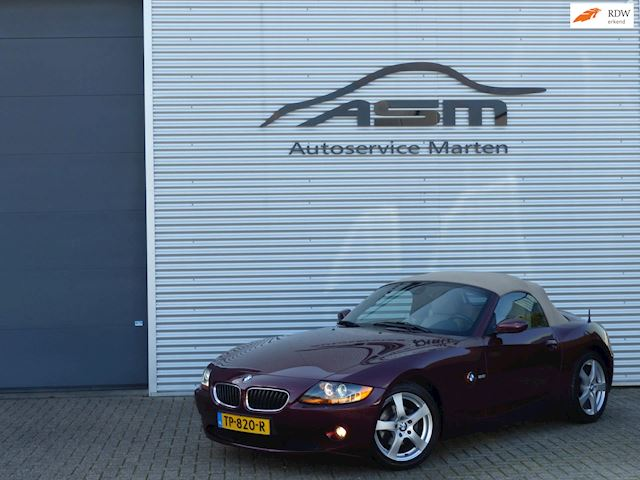 BMW Z4 Roadster occasion - ASM Autoservice Marten