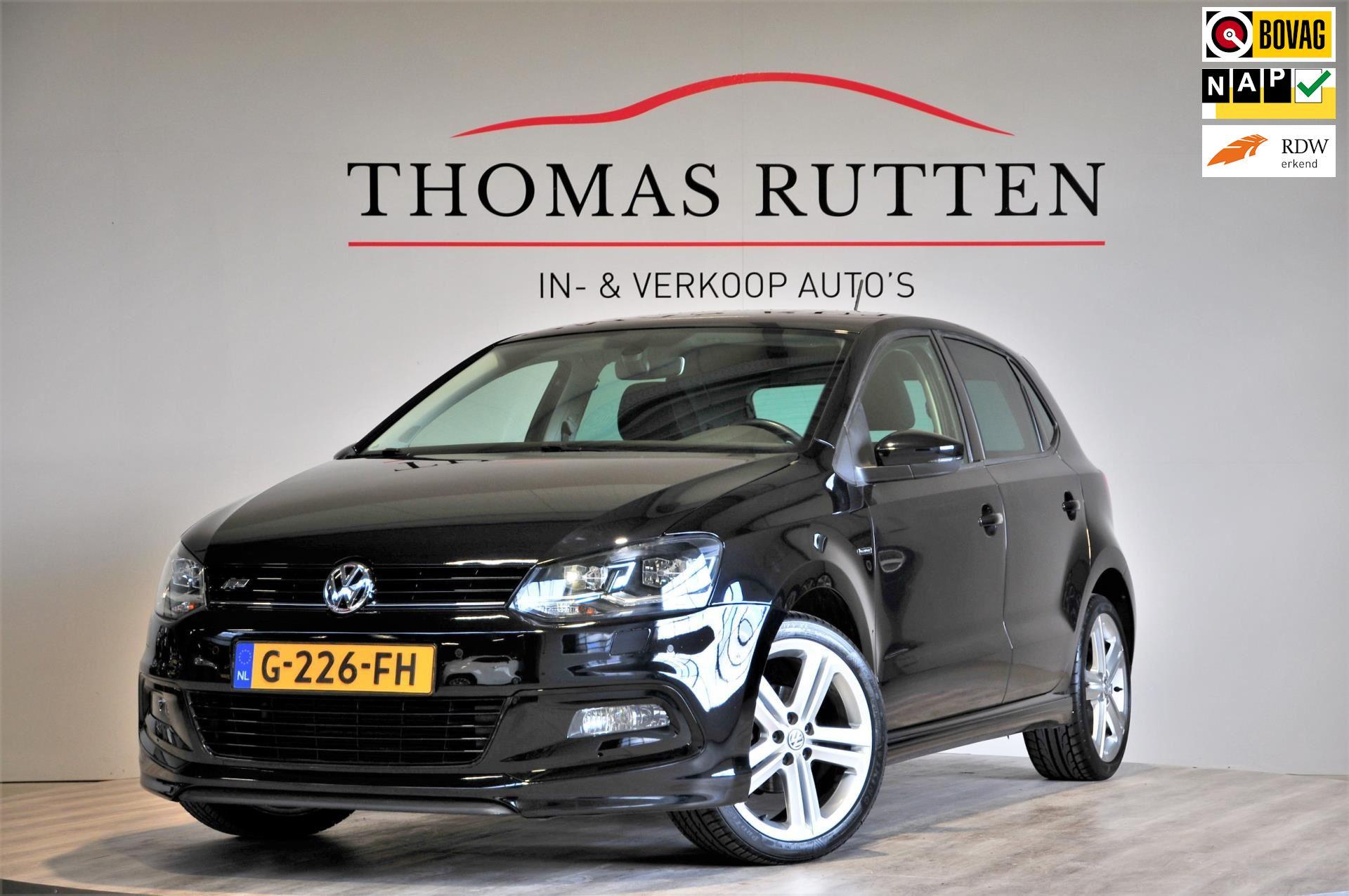 Volkswagen Polo occasion - Autobedrijf Thomas Rutten