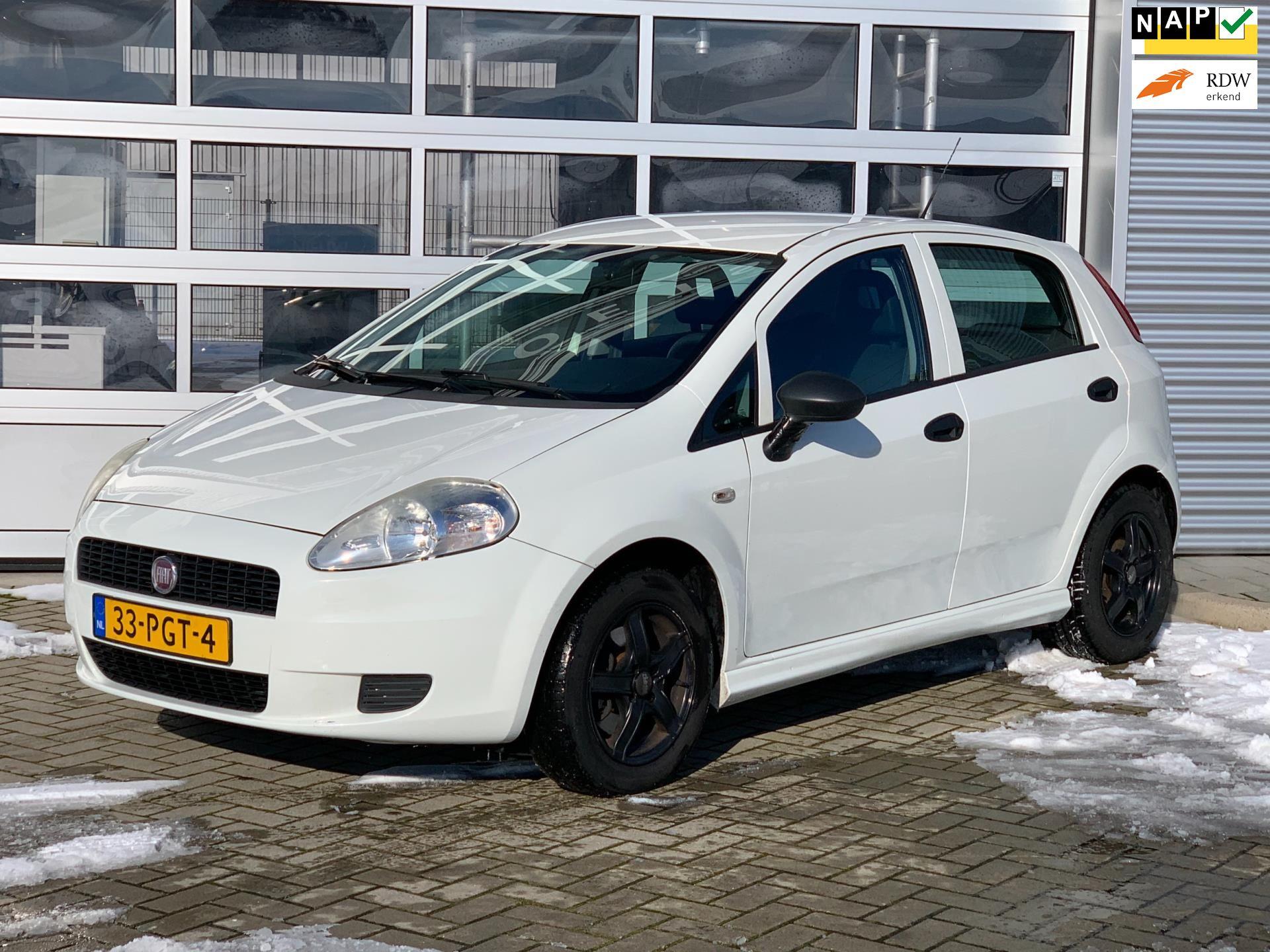 Fiat Grande Punto occasion - Autobedrijf M. Massop