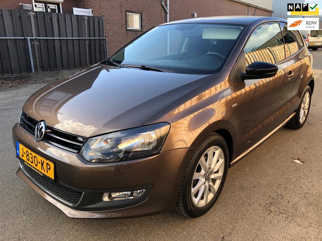 Volkswagen Polo occasion - Bart Henken Auto's Veenendaal