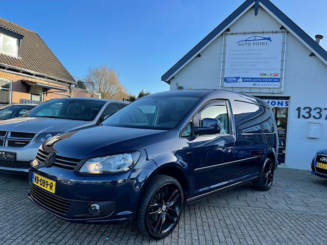 Volkswagen Caddy 1.6 TDI MAXI LANG/NAVI/18INCH R-LINE/MARGE