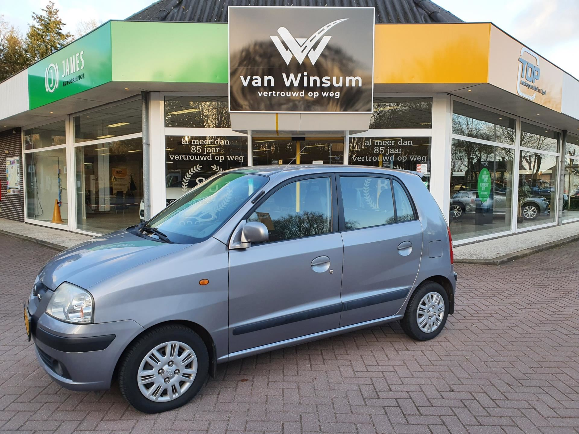 Hyundai Atos occasion - Autobedrijf G. Van Winsum B.V.