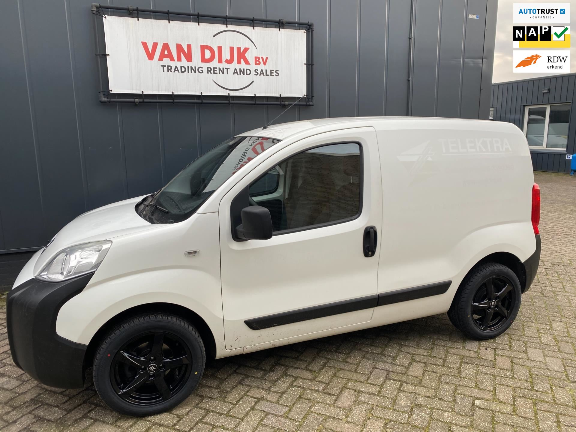 Peugeot Bipper occasion - Autobedrijf van Dijk