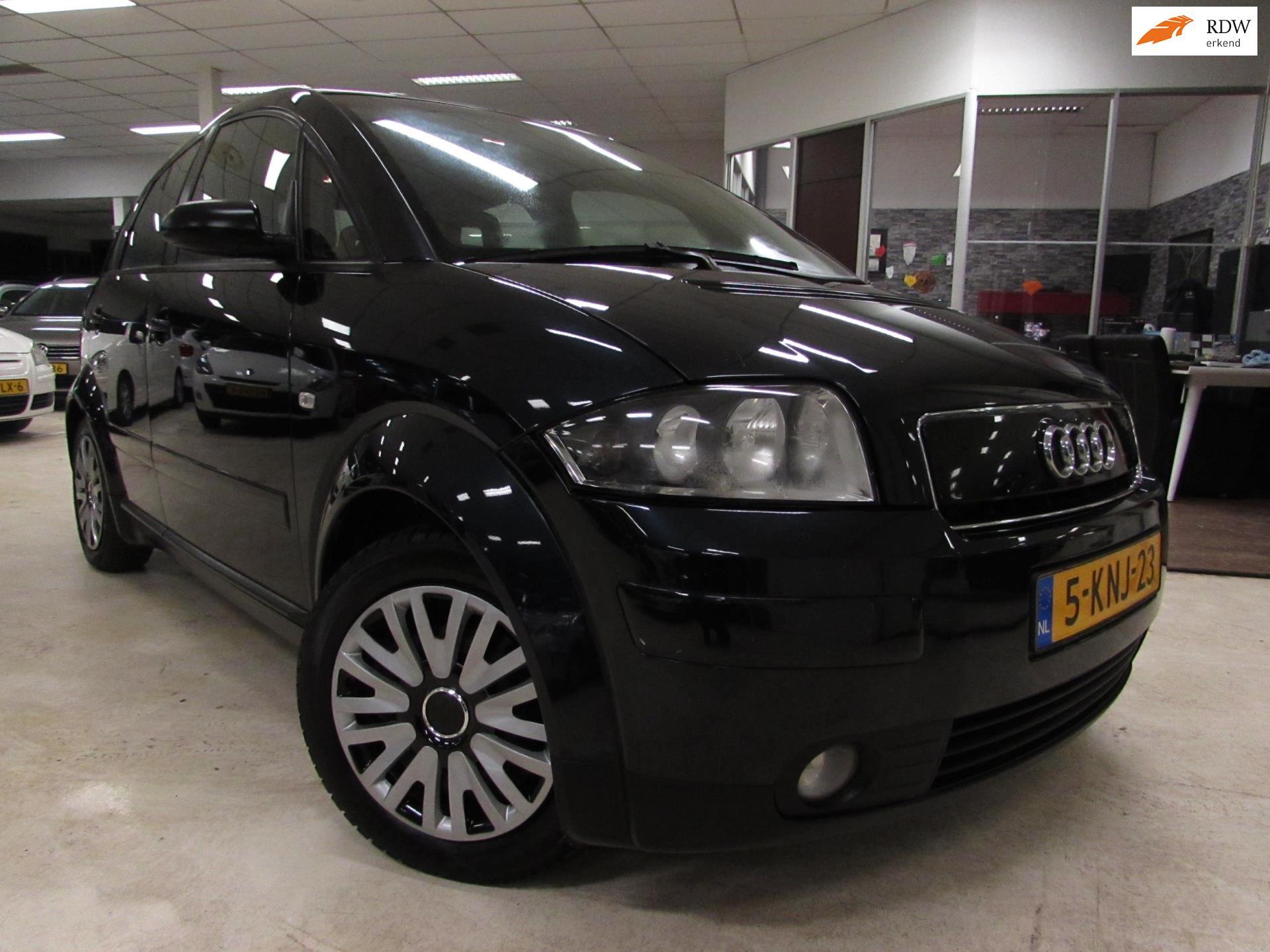 Audi A2 occasion - D&M Cars