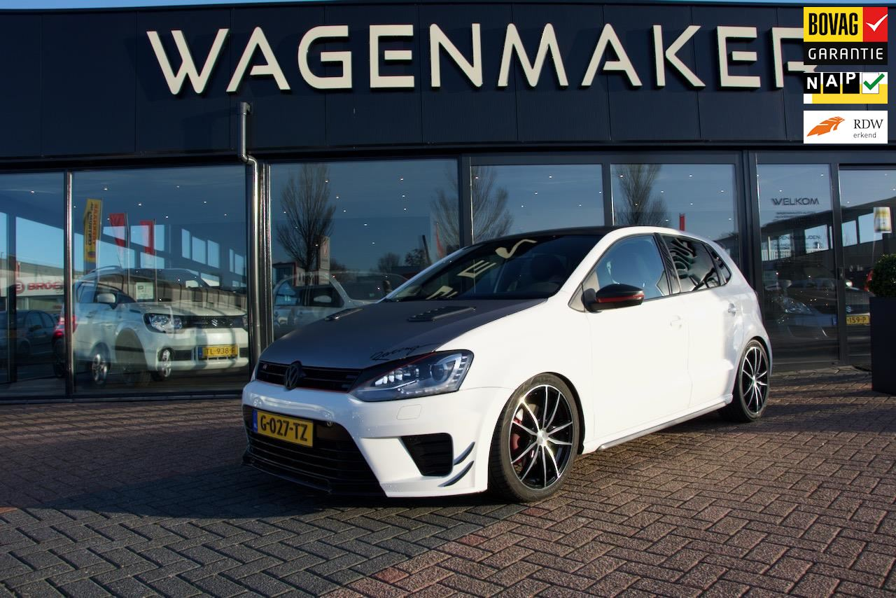 Volkswagen Polo occasion - Wagenmaker Auto's