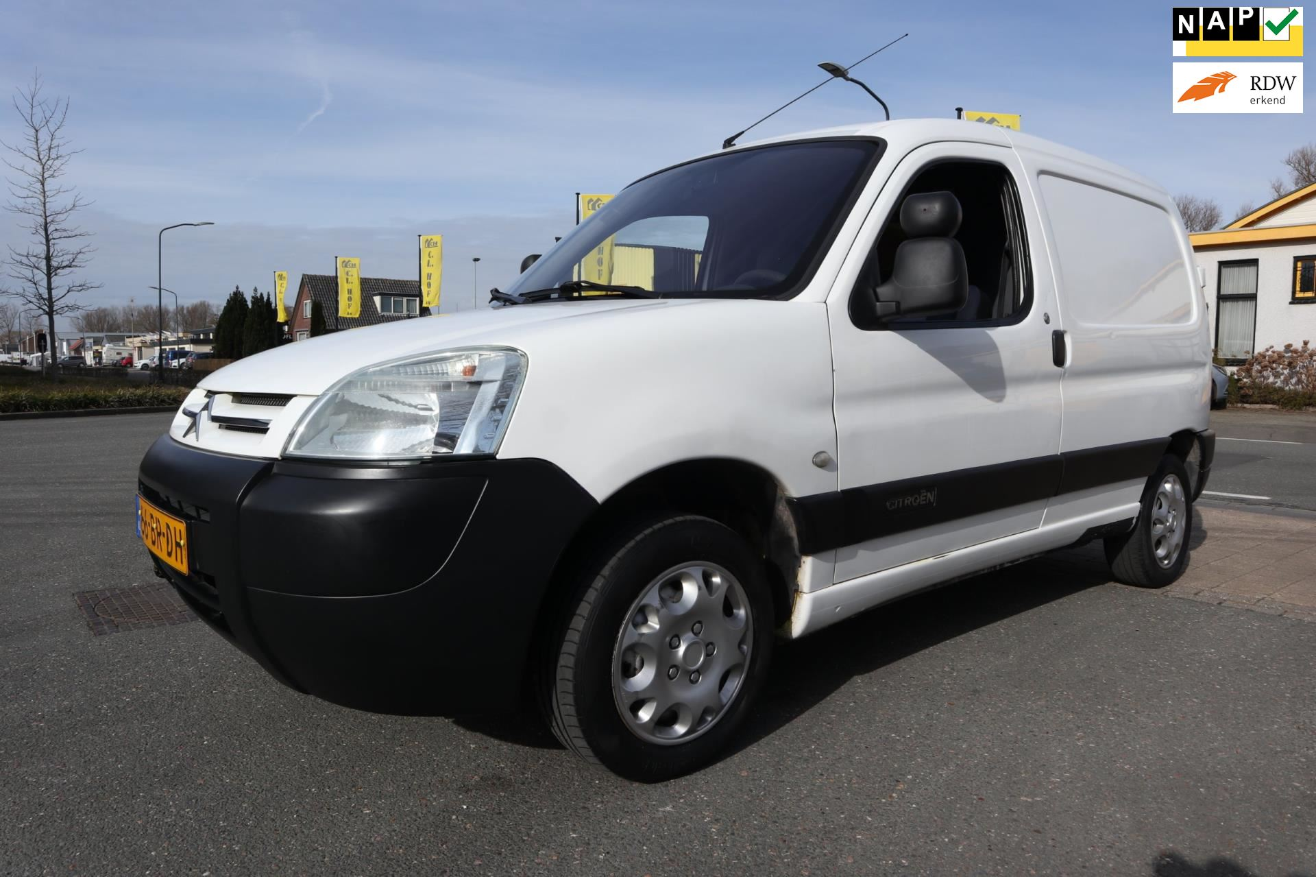 Citroen Berlingo occasion - FB2 Cars